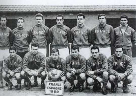 French football team 1959
