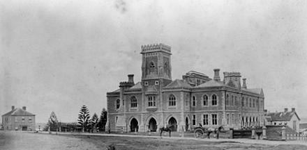 High Court at Auckland, 1869