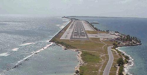 Marshall Islands international airport