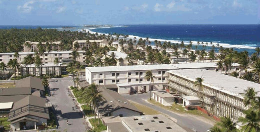 Hotels on Kwajalein Atoll, Marshall Islands
