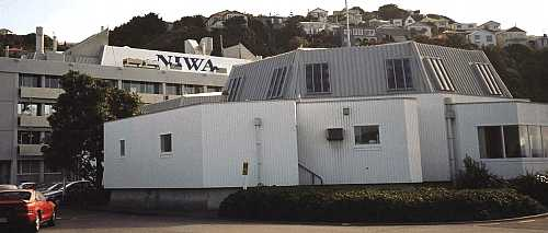 NIWA Wellington office