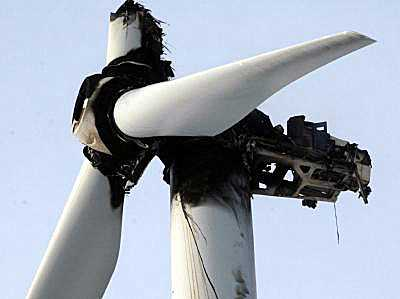 windmill failure