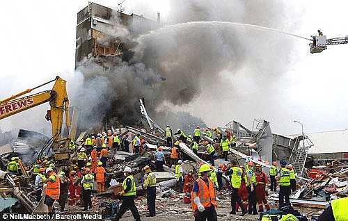 Earthquake search