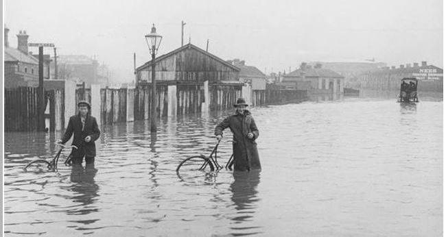 Dunedin flood 2015