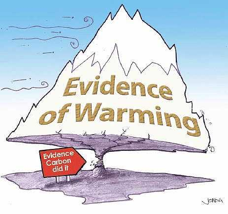 Jo Nova's take on the lack of evidence for AGW