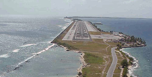 Marshall Islands international airport