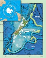NIWA - Antarctic Circumpolar Current