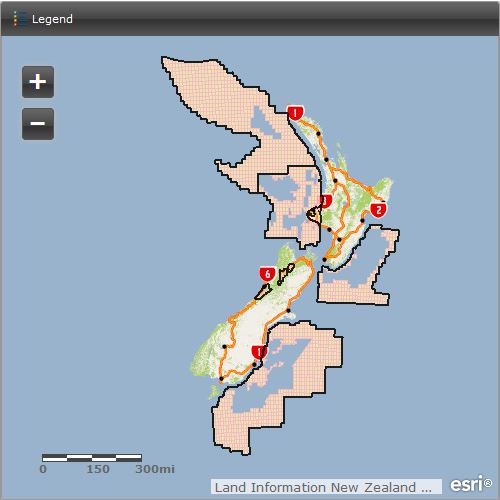NZ oil licence exploration areas announced 2015