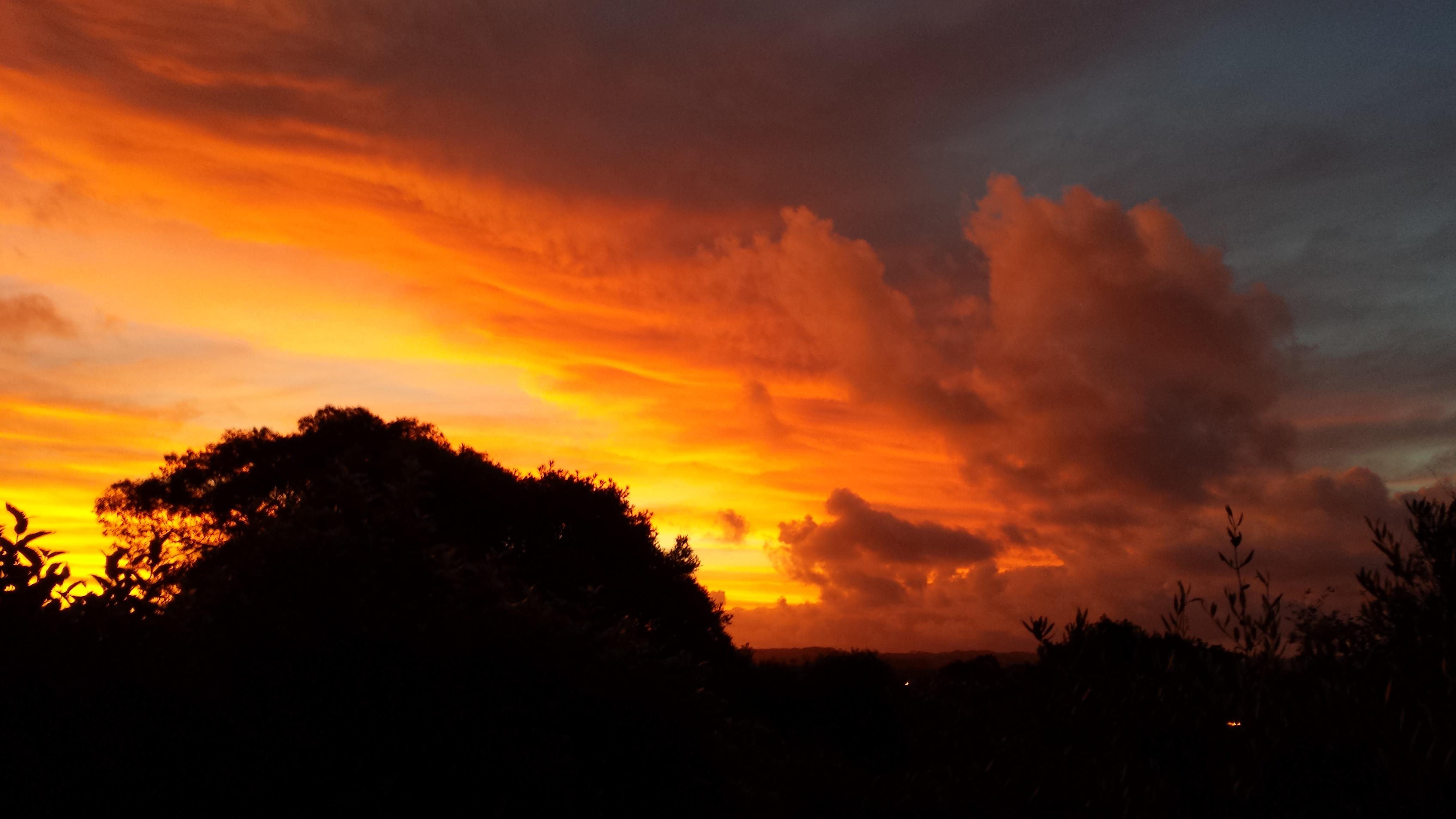Waiuku sunset