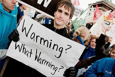 what warming?
